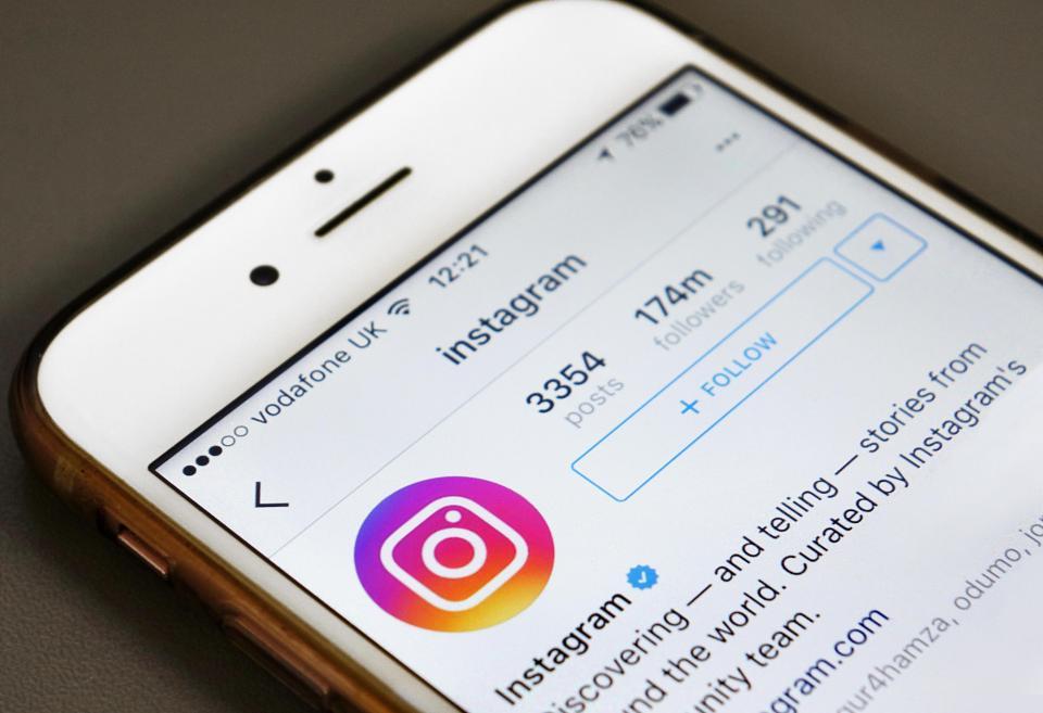 Instagram IGTV видео приложение