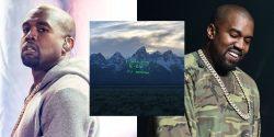 Канье Уэст Ye альбом 2018 США Дональд Трамп музыка Ким Кардашьян 2018