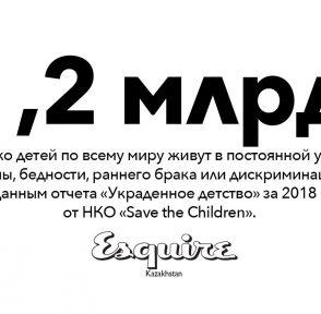 цифра дня Украденное детство