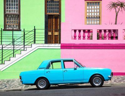 Кейптаун Бо-Каап ЮАР апартеид фото