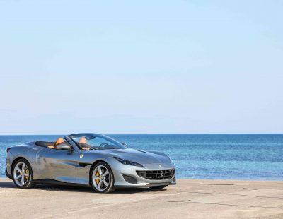 Ferrari Portofino автомобили