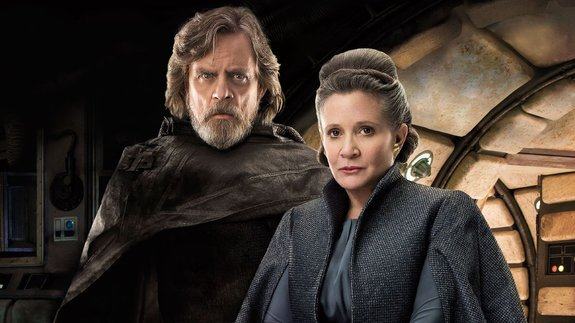 Кэрри Фишер вернется в девятых «Звездных войнах»