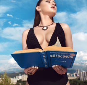 Инстаграм-модель Диана Хван анекдот Esquire Miss Cosmopolitan 2018