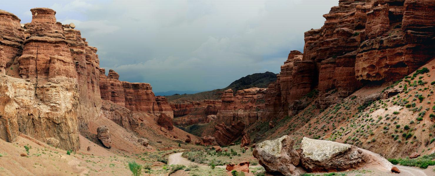 Чарын и Жонгар включены в сеть биосферных резерватов ЮНЕСКО