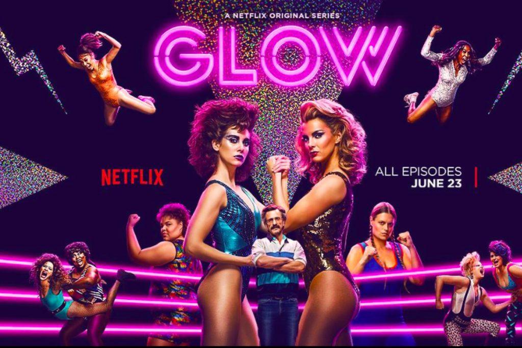 Блеск сериалы 2018 Netflix