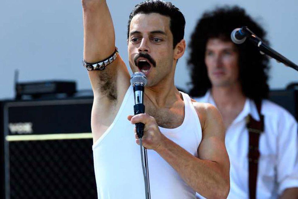 Богемская рапсодия Фредди Меркьюри Queen байопик Live Aid 2018 премьера осень