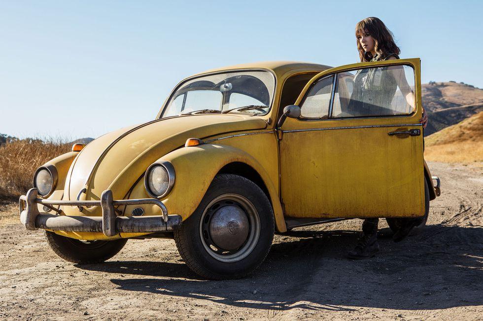 Бамблби кино Трансформеры премьеры спин-офф 2018