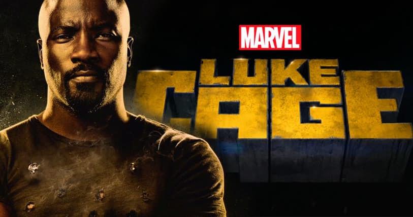 Люк Кейдж сериалы Netflix 2018