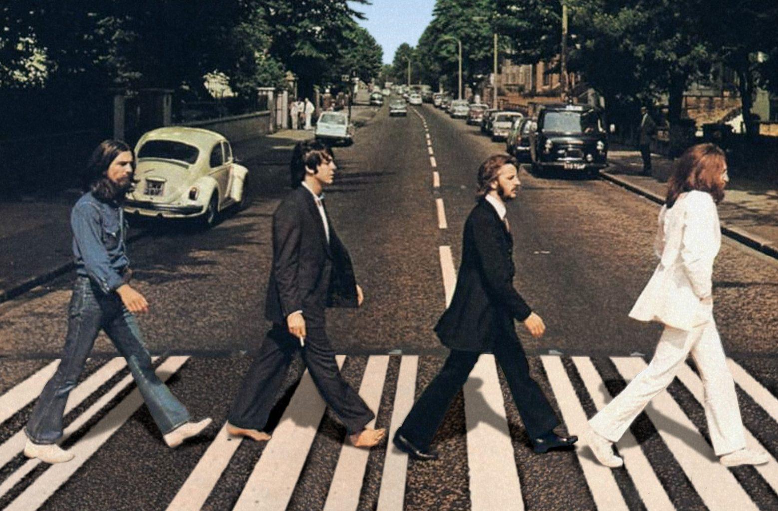 Пол Маккартни вновь прошелся по Abbey Road