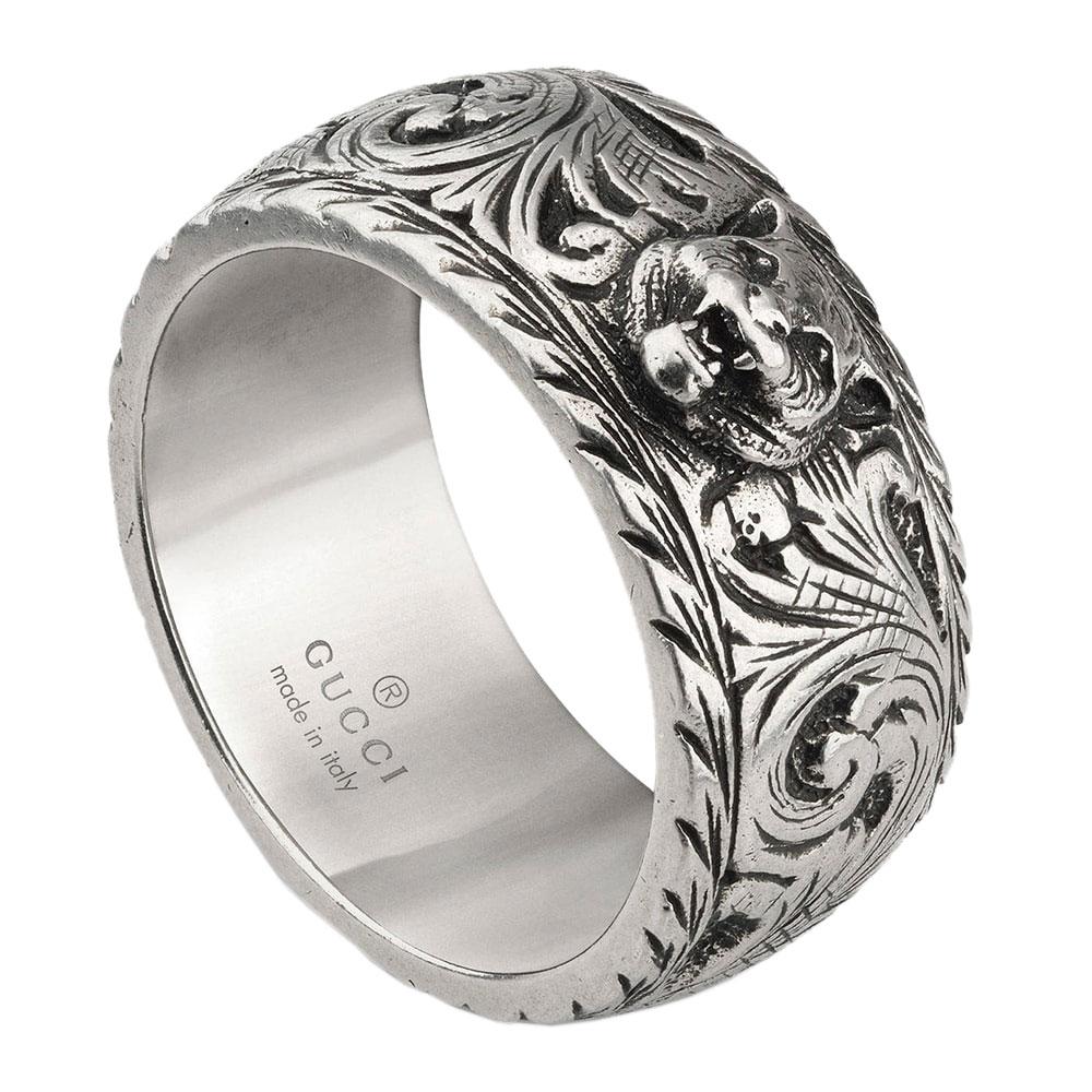 Gucci кольцо подарки июль-август