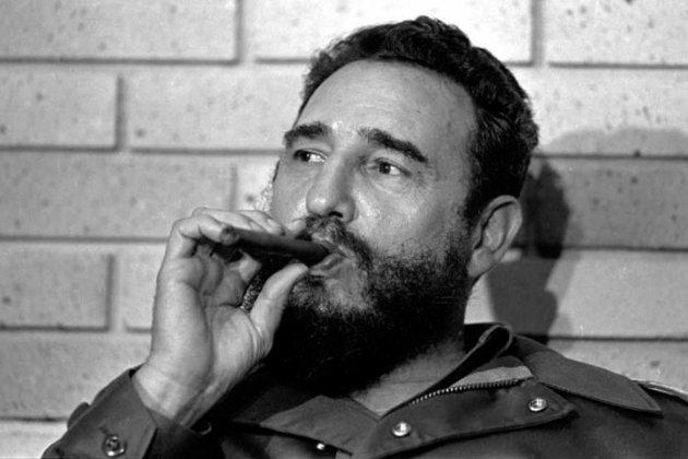Фидель Кастро революционер Куба правила жизни Esquire