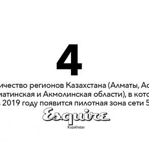 Казахстан Алматы Астана области 5G