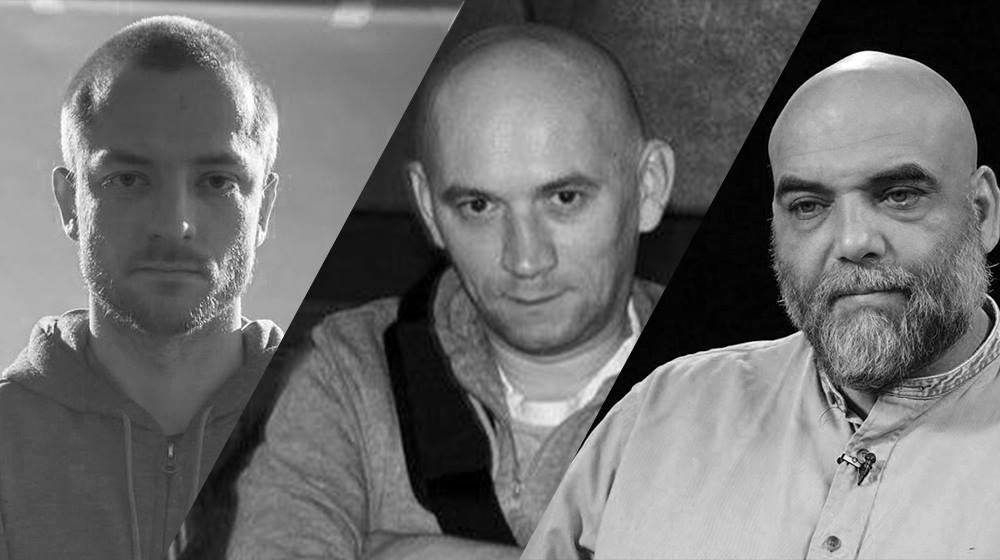 Съемочная группа режиссера Александра Расторгуева убита в Африке