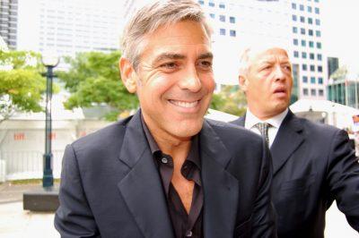 Джордж Клуни самый богатый актер Forbes