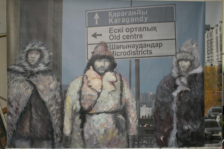 Сауле Сулейменова: «Я пытаюсь показать ту казахскость, которая была до всех этих ужасных народных травм»