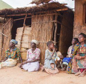 женщины Малави традиции и обычаи Африки