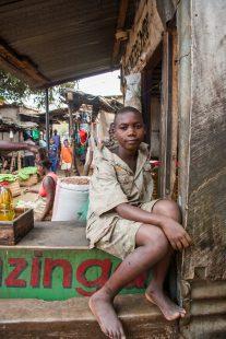 африканская девушка подросток Малави