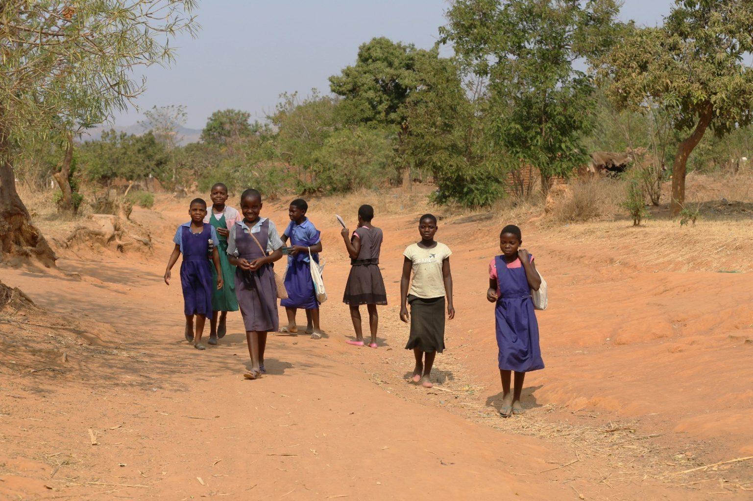Африка Малави девушки