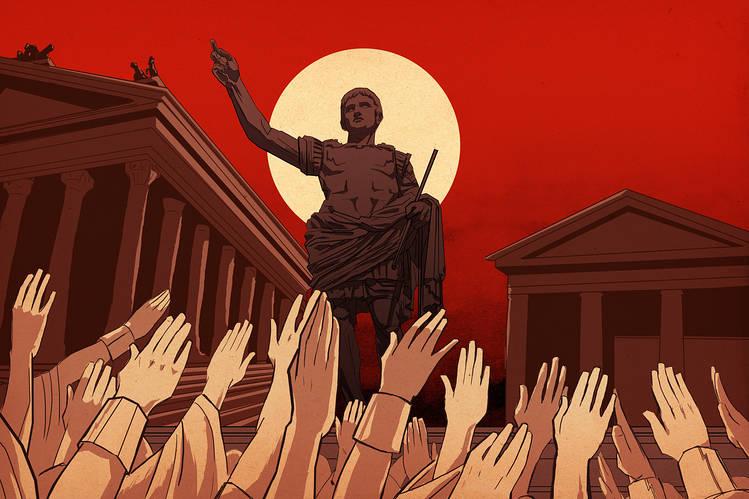 Диктаторы, живые и мертвые