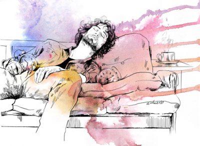 сон одиночество недосыпание исследование