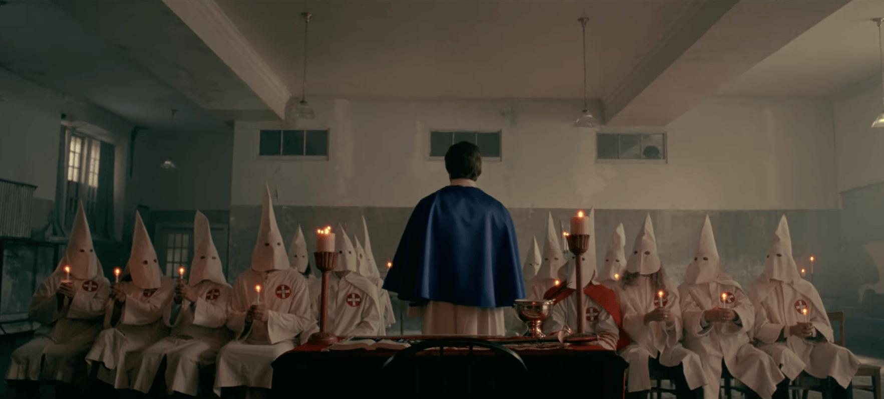 черный клановец кино 2018 ку-клукс-клан дензел вашингтон джон дэвид вашингтон спайк ли адам драйвер