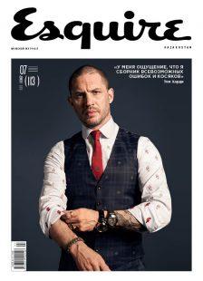 том харди Esquire Kazakhstan обложка