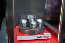 TAG Heuer ребрендинг Алматы Esentai Mall фото-отчет