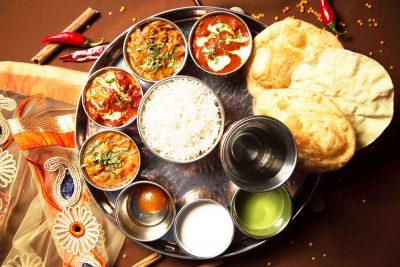 тхали индийская кухня ресторан Tandoor