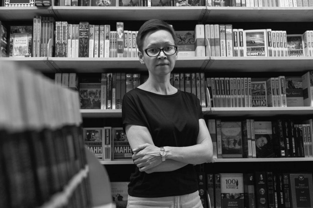 Гузель Яхина писательница Россия Татарстан Зулейха открыла глаза Дети Мои поволжские немцы
