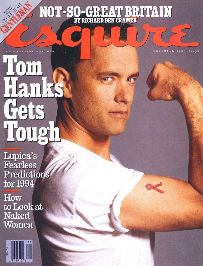 обложка Esquire US коллекция история Том Хэнкс