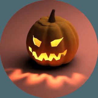 фонарь джека хэллоуин символ
