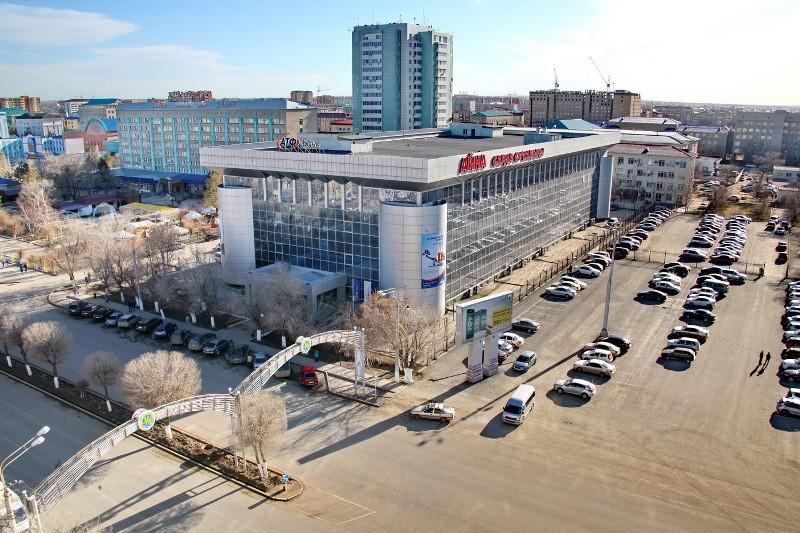 Актобе Казахстан Назарбаев украшение президент