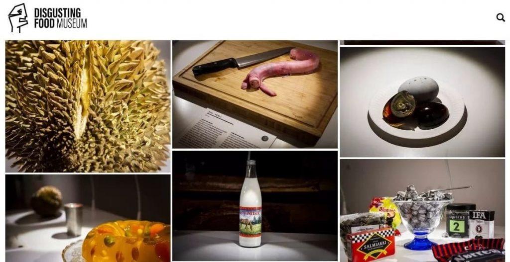 кумыс выставка самой отвратительной еды музей Мальме Швеция Казахстан еда