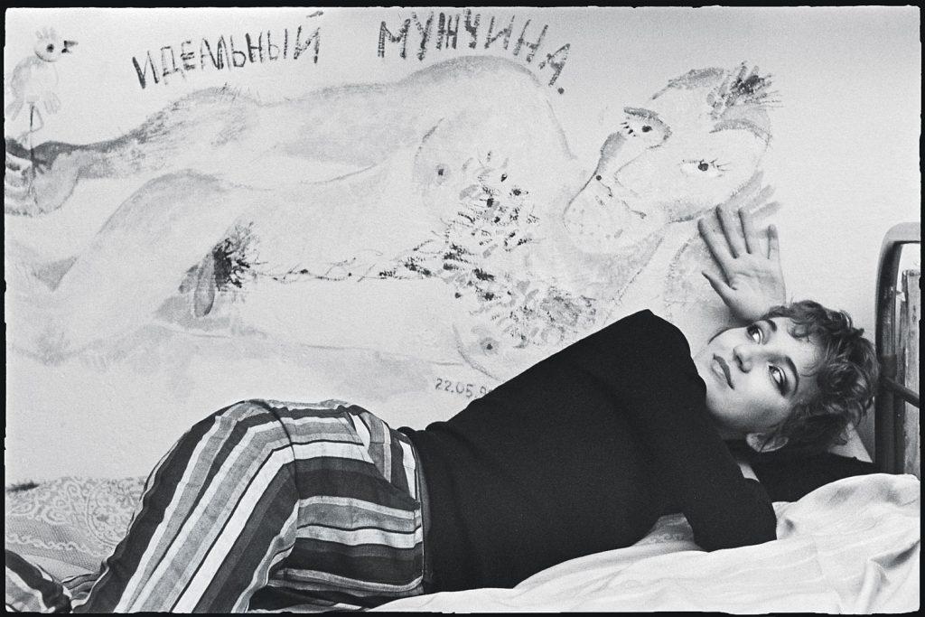 Владимир Бабкин история одного фото Идеальный мужчина Ольга Фешина