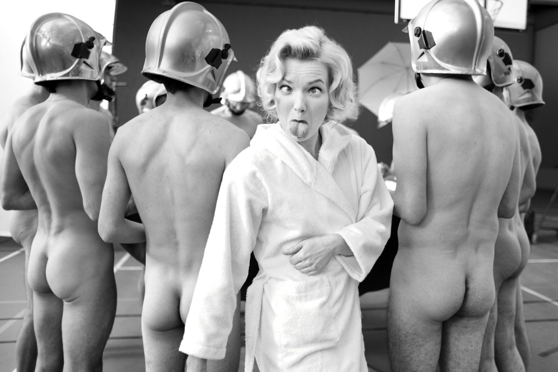 Съемки современного французского кино