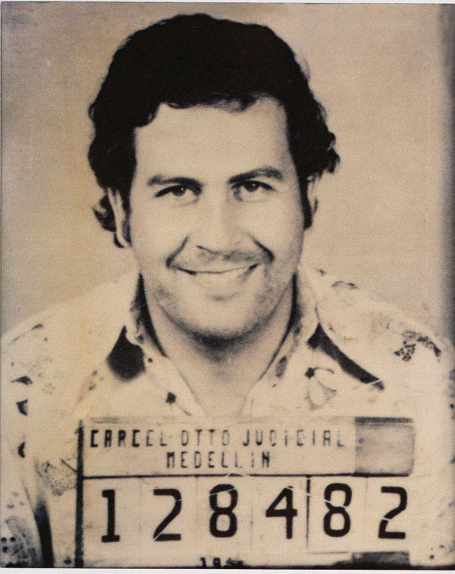Пабло Эскобар фотопроект наркобизнес Колумбия Медельинский картель кокаин