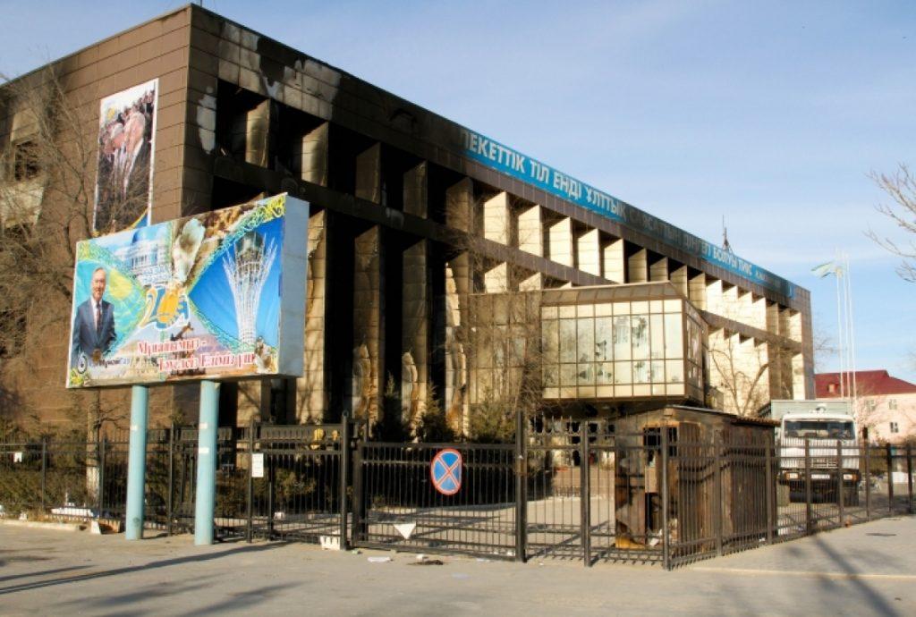Жанаозене город Мангистауская область протесты 2011 год Казахстан нефтяники