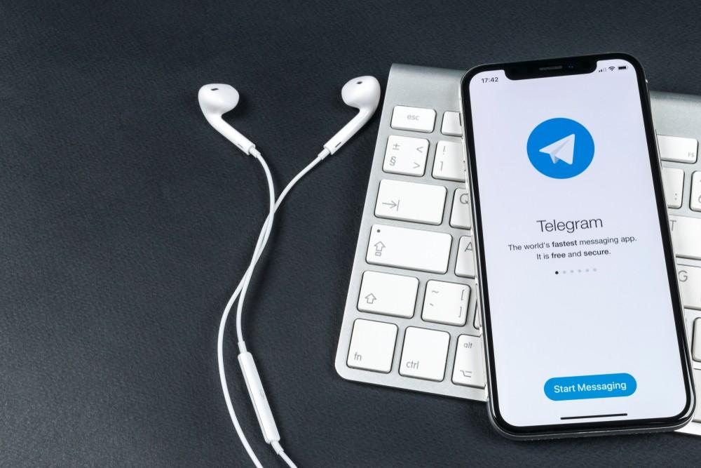 Telegram бот найти работу Казахстан