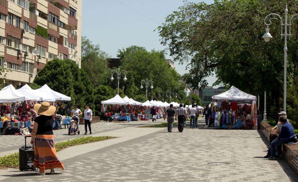 Алматы жибек-жолы Казахстан улицы транспортная реформа