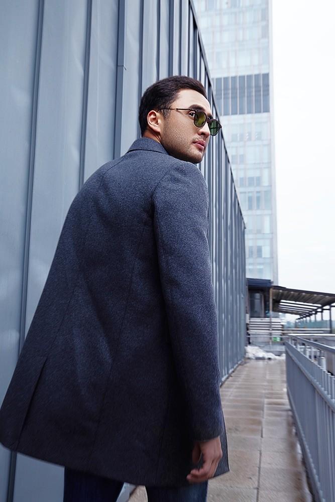 Тауекел Мусилим актер Казахстан мода одежда