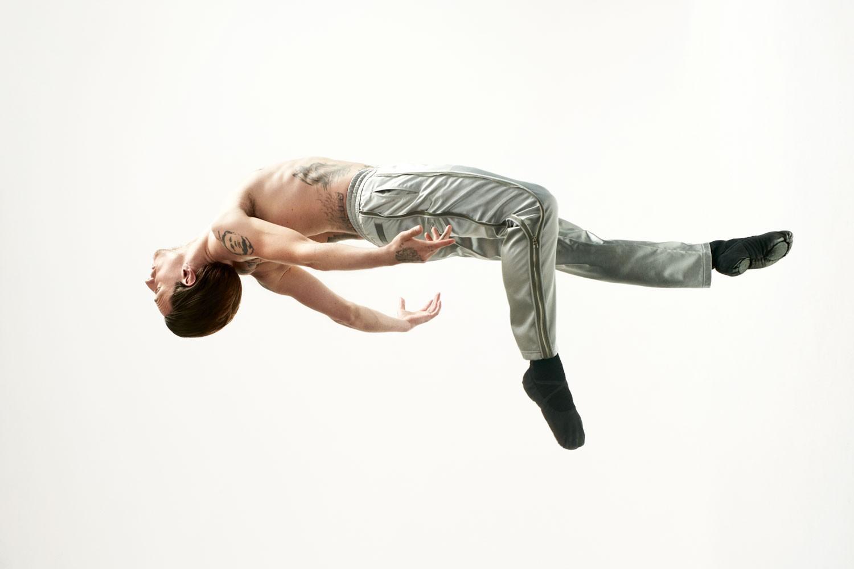Сергей Полунин о разнице между балетом и кинематографом