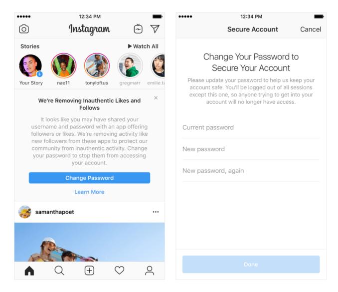 Instagram накрутка лайков комментарии подписчики социальная платформа соцсеть
