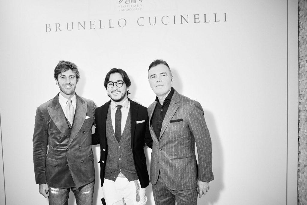 Brunello Cucinelli коллекция осень-зима 2018