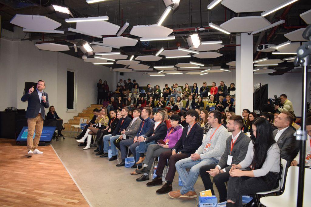 Виктор Елисеев медиа-саммит выступление презентация Алматы Казахстан