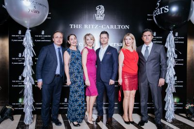 The Ritz-Carlton пятилетие отель Алматы Казахстан