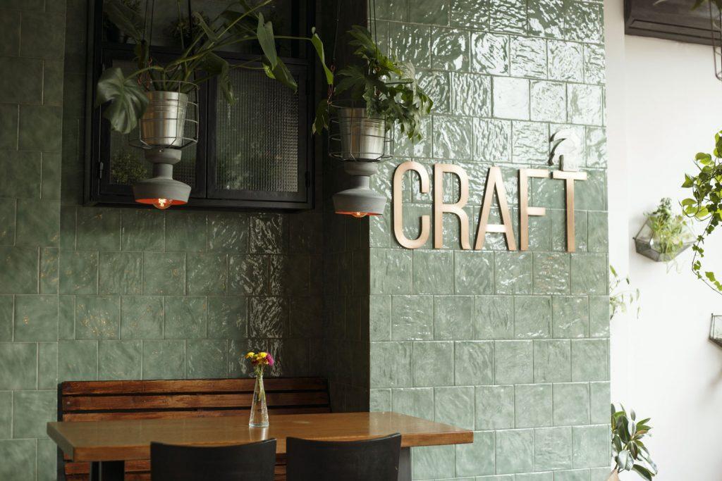 еда блюдо Craft Kitchen&Bar Алматы ресторан