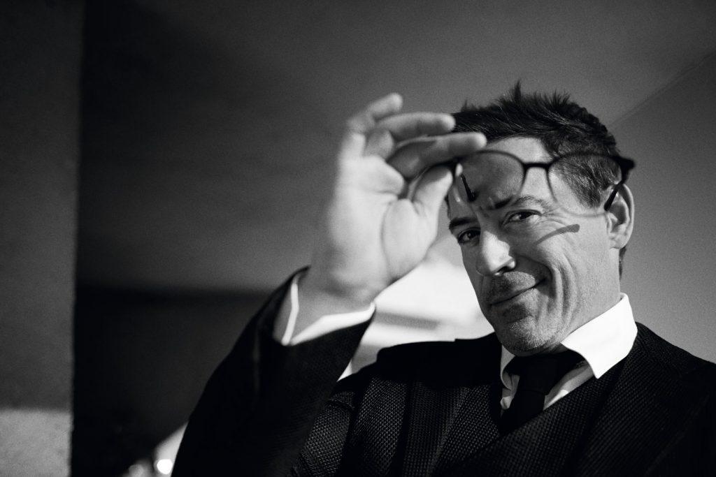 Роберт Дауни-младший актер Голливуд США Железный Человек Чаплин Marvel