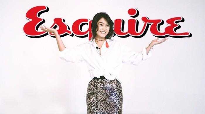 Инди Едильбаева певица Казахстан анекдот Esquire