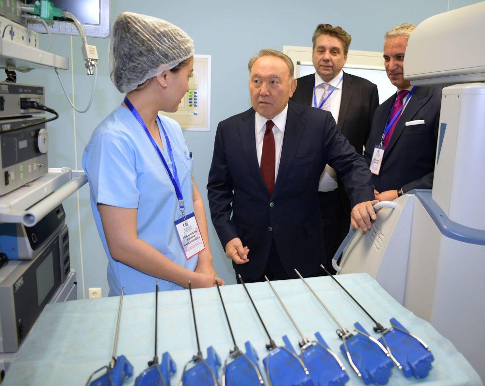 центр роботизированной хирургии