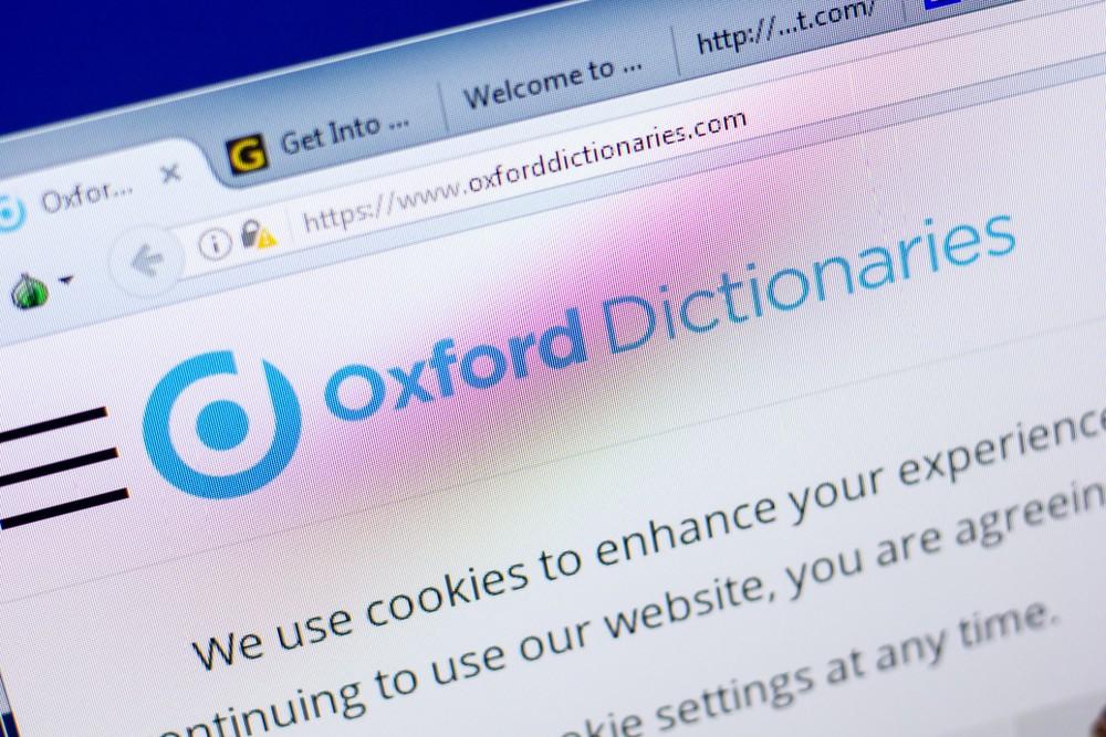 Главное слово 2018 года назвал Оксфордский словарь